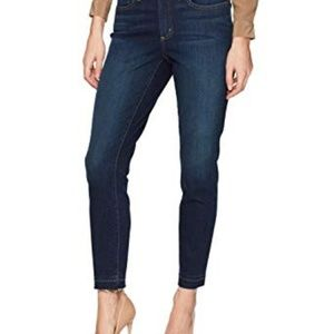 NYDJ Women's Alina Skinny Ankle Jeans size 8